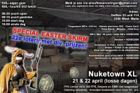 21/04/2019 Crimi Events 1e Paasdag Skirm @ Chambers VOLZET!!!!!!