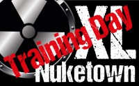 Training Day @ Nuketown XL max 20 personen. VOLZET!!!!