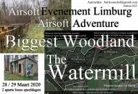 29/03/2019 The Watermill ( New Terrain!!!) Gecanceld!!!!
